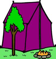 Write an essay about camping